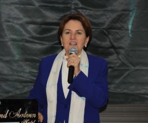 İYİ Parti Genel Başkanı Meral Akşener'den Artvinlileri kızdıracak açıklama