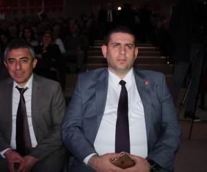 CHP Samandağ İlçe Başkanlığına Turgay Abacı seçildi