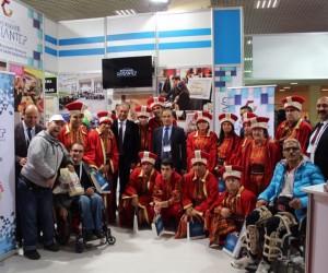 Büyükşehir İstanbul 2017 Eyaf Expo Engelsiz yaşam fuarında