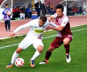 TFF 2. Lig Kırmızı Grup: İnegölspor: 1 - Tokatspor: 0