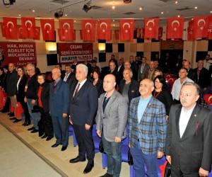 Çeşme CHP'de Ekrem Oran yeniden seçildi