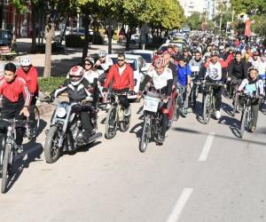 Sporun Gülen Yüzü Bisiklet Festivali
