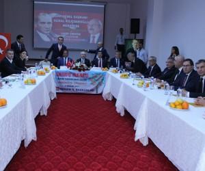 """Gökçel: """"Kılıçdaroğlu ile faydalı bir görüşme oldu"""""""
