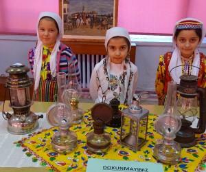 Şehit Ramazan Akkaya İlkokulu'ndan yöresel ürün sergisi büyük beğeni topladı