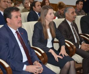 """Mahmudiye'de """"Çocuk Odaklı Çalışan Kurumları Koordinasyonu"""" çalıştayı"""