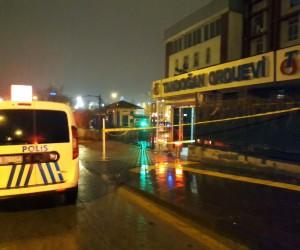 Başkent'te orduevi nizamiyesinde nöbetçi asker intihar etti