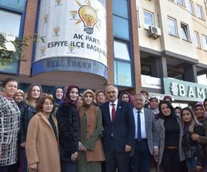 Milletvekili Öztürk Espiye Belediye Başkanı Karadere hakkında çıkan istifa haberlerini değerlendirdi