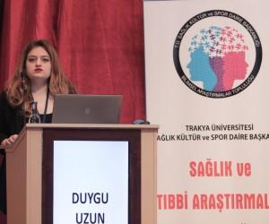 Trakya Üniversitesi '4.Trakya Bilim Şenliği'ne ev sahipliği yaptı