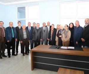 Ülkü Ulusoy Polikliniği, Gölbaşı Şehit Ahmet Özsoy Hastanesine devredildi