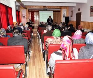 Aile Eğitim Merkezi 23 bin 805 kişiye danışmanlık hizmeti verdi