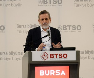 Tekstil firmalarına KOBİ OSB tanıtıldı