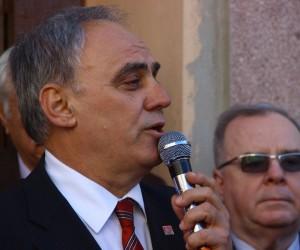 Edremit CHP İlçe Başkanlığı için ikinci aday Tayfun Gerkuş oldu