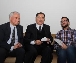 Engelli öğrenciden Ombudsman Malkoç'a 'Kanun taslağı'