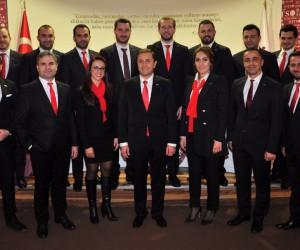 İGİAD'da Özdemir ile yola devam