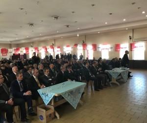 CHP Yenice İlçe Başkanı Çakmak oldu