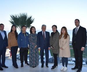 """İTO Başkanı Demirtaş, """"2018'de İzmir'e 250 bin Çinli turist bekliyoruz"""""""