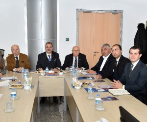 Başkan Uslu TOBB Tahkim Divanı toplantısına katıldı