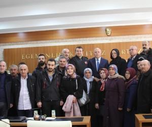 51 yıl önce şehit olan Bafralı Alaattin Koçak ve 64 arkadaşı Dumlu Şehitliğinde anıldı
