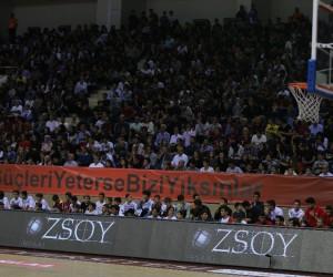 Eskişehir Basket'in rakibi Trabzonspor