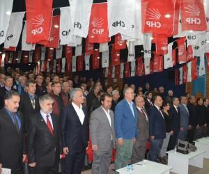 CHP Aliağa İlçe Başkanlığına Özcan Durmaz seçildi
