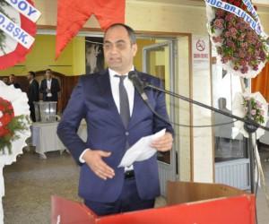 CHP Dörtyol İlçe Başkanlığına Gökhan Özer seçildi