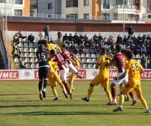 TFF 2. Lig: Tokatspor: 0 - Sancaktepe Belediyespor: 1