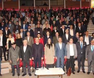 AK Parti Bodrum İlçe Başkanlığına Ömer Özmen seçildi