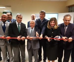 Türkiye'nin yerli ve milli ilk robotik fakülte eczanesi