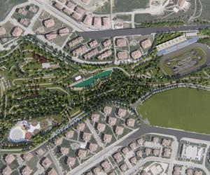 Ayçiçeği Vadisi ile Bisiklet Adası projesi bir arada yapılacak