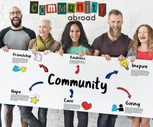 Dünyadaki Türklerin yeni buluşma noktası: Community Abroad'ı