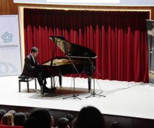 3. Gülsin Onay Piyano Günleri'nde Cemil Yener Gökbudak rüzgarı