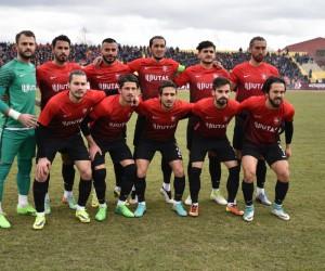 TFF 3. Lig: Arsinspor: 0 - UTAŞ Uşakspor:1