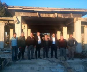 Bucak'ın iki köyüne Aile Hekimliği ve Sağlık Evi