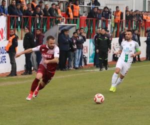 TFF 2. Lig: Amed Sportif Faaliyetler: 1 - Tokatspor:1