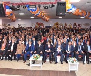 AK Parti Orhangazi İlçe Başkanı Mustafa Kaya güven tazeledi