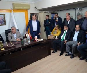 Didim AK Parti'de temayül heyecanı yasandı