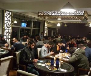 Bilecikli gençler AK Parti Bilecik İl Başkanı Karabıyık ile bir araya geldi