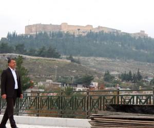 Başkan Turgut, 4. köprü çalışmalarını inceledi