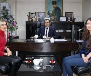 Güloğlu Sigorta'dan Başkan Berge'ye ziyaret