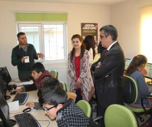 Başkan Vekili Yücel'den TEGV Muradiye öğrenim birimine ziyaret