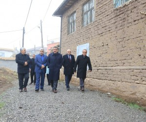 Gürkan Bahri Mahallesi sakinleri ile bir araya geldi