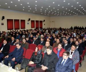 Doğubayazıt'ta Peygamber ve Gençlik konferansı