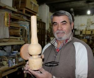 Sağlıksız Çin oyuncaklarının rakibi organik Türk oyuncakları