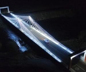 Dalama Yörük Ali Efe Köprüsü, Büyük Menderes'in üstünde ışıl ışıl