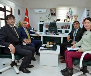 Ali Korkut, devlet korumasındaki çocuk evlerini ziyaret etti