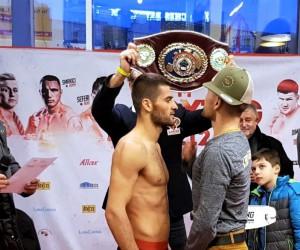 Türk boksör Fatih Keleş, Hamburg'da tarih yazmaya hazırlanıyor