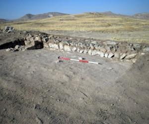 Kapadokya'da erken Tunç çağı dönemine ait antik yerleşim yeri bulundu