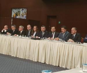 AK Parti Bilecik İl Başkanı Karabıyık, il başkanları toplantısına katıldı