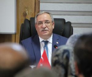 Kütahya Valisi Nayir, Domaniç'i ziyaret etti