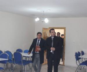 Başkan Vekili Vardar, kurum müdürleri toplantı yaptı